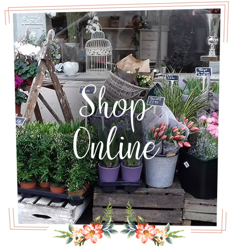 buy flowers online from your local florist in Nottingham